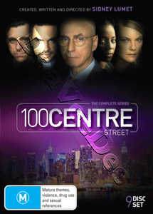 100 Centre Street - Complete Series - 9-DVD Box Set (DVD)